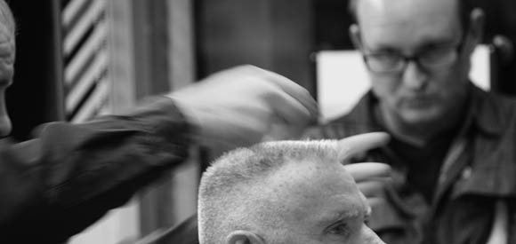 Barber Skills Clinic at Beacon Barber Shop